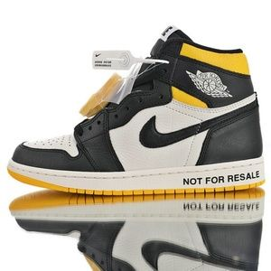 148e7f7991bb Women s Yellow And Black Jordans on Poshmark